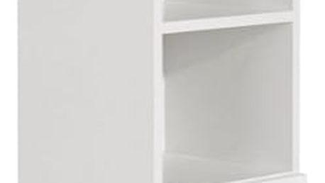 Vysoká skříň fiola, 30/192/33,5 cm