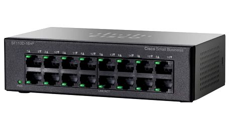 Cisco SF110D-16HP-EU