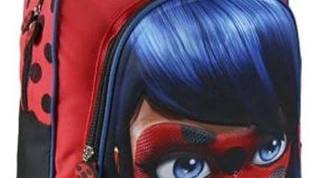 Školní batoh 3D Lady Bug 323