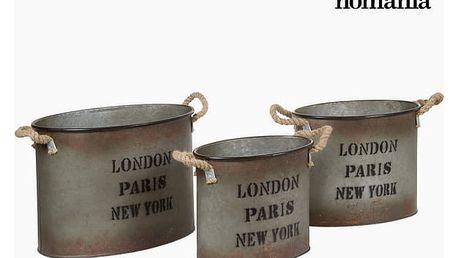 Sada tří košíků města by Homania