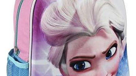 Školní batoh 3D Frozen 033