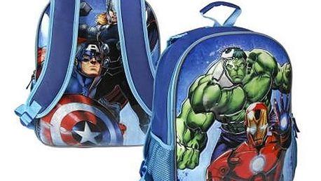 Oboustranný školní batoh The Avengers 853