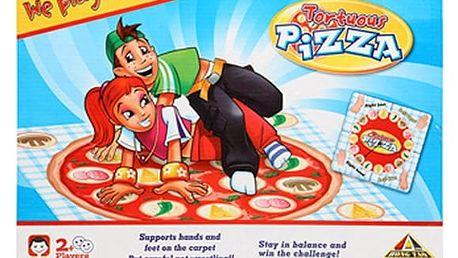 Dětská Hra Popletená Pizza