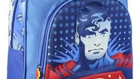 Školní batoh 3D Superman 316