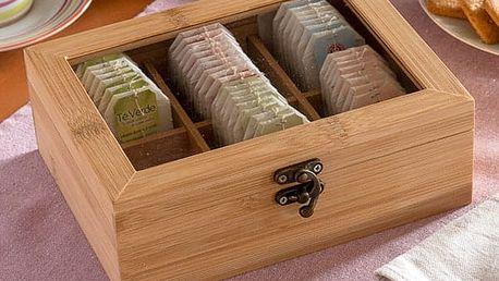Bambusová Krabice na Čaj TakeTokio