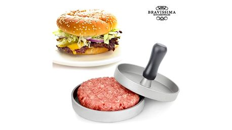 Tvořítko na Hamburgery Bravissima Kitchen