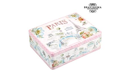Tea Box Paris by Bravissima Kitchen