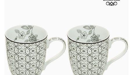 Set 2 Hrnků - Queen Kitchen Kolekce by Bravissima Kitchen