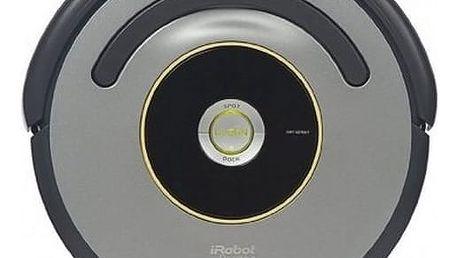 Robotický vysavač Roomba 651 iAdapt™ AeroVac™ 0,46 L 33W 52 dB
