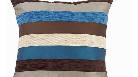ModrÝ polŠtÁŘek montegi - Colored Lines Kolekce by Loom In Bloom