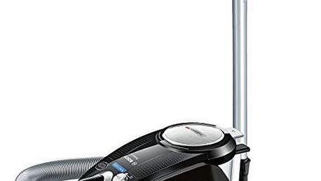 Bezsáčkový vysavač BOSCH Relaxxx ProSilence BGS5SIL66B 3 L 700W 66 dB A Černý