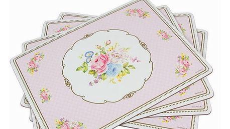 Sada 4 ks prostírání bouquet - Kitchens Deco Kolekce by Bravissima Kitchen