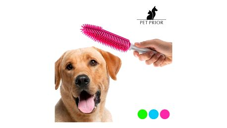 Kartáč pro Psy Pet Prior