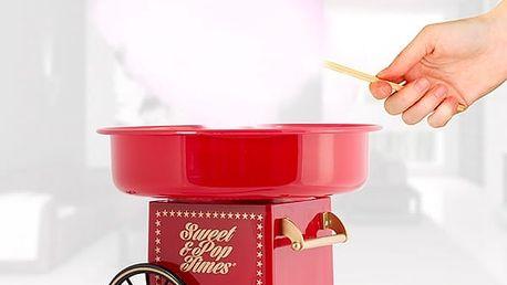 Sweet + Pop přístroj na cukrovou vatu