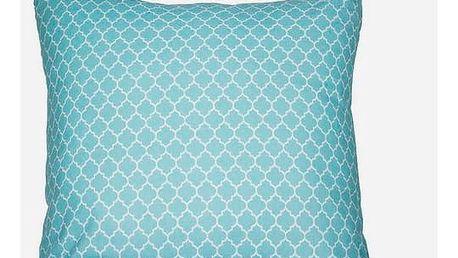 Polštářek Modrý 60 x 60 cm - Sweet Dreams Kolekce by Loom In Bloom