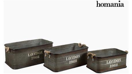 Sada tří košíků londýn by Homania