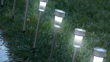 Solární Světla Torch Garden Oh My Home 7 kusů