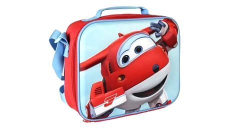 Termo box na svačinu 3D Super Wings 760