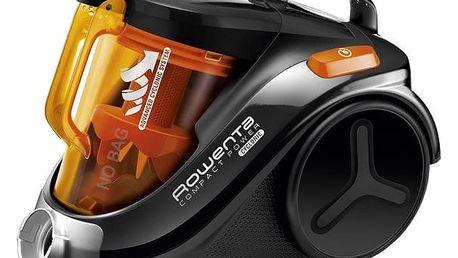Bezsáčkový vysavač Rowenta Compact Power Cyclonic RO3753EA 1,5 L 750W 79 dB A