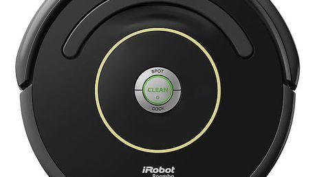 Robotický vysavač Roomba 612 iAdapt™ AeroVac™ 0,41 L 33W