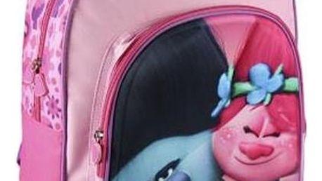 Školní batoh 3D Trolls 279