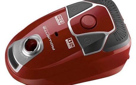 Sáčkový vysavač Rowenta RO6843 EA A 4,5 L 750W 75 dB Červený
