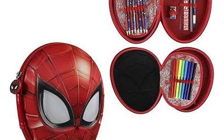 Pouzdro na pera 3D Spiderman 224