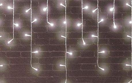 Bílé Vánoční Osvětlení Rampouch 200 LED