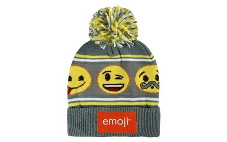 Čepice pro děti Emoji 546