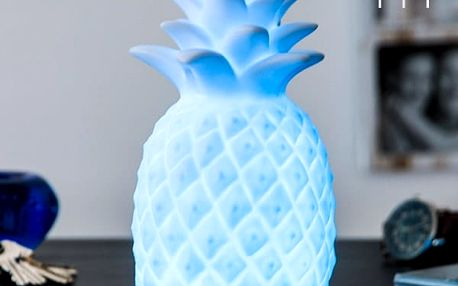 Barevný LED Ananas Big Wagon Trend