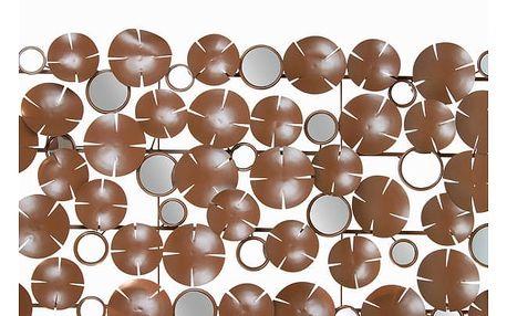 Stará hnědá nástěnná dekorace by Homania