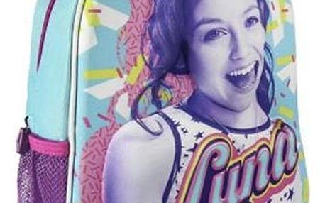Školní batoh 3D Soy Luna 125