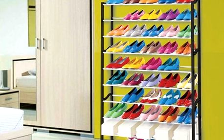 Botník 50 Shoes Rack