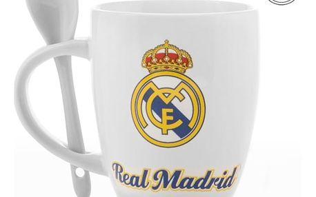 Hrnek se Lžičkou Real Madrid CF