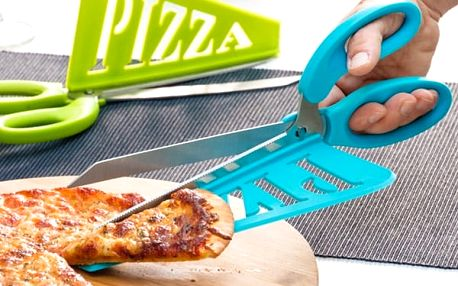 Nůžky s Lopatkou na Pizzu