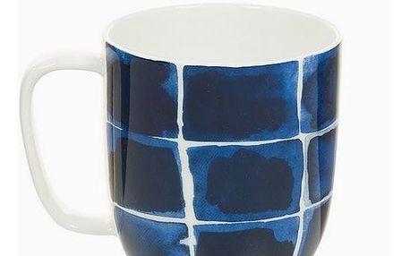 Cup Porcelán Trgovi Plavi - Kitchens Deco Kolekce by Bravissima Kitchen