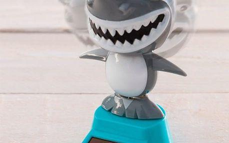 Tancující Solární Figurka Žralok