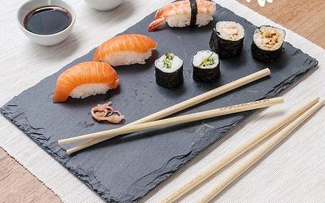 Sushi Set Atopoir Noir 7 částí