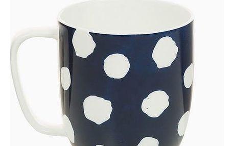 Cup Porcelán Puntíky Bílý - Kitchens Deco Kolekce by Bravissima Kitchen