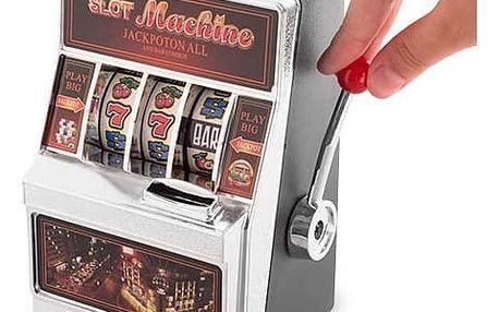 Kasička Hrací automat