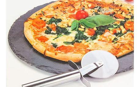 Kámen na Pizzu s Kráječem na Pizzu