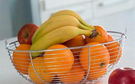 Kovová Mísa na Ovoce Bravissima Kitchen