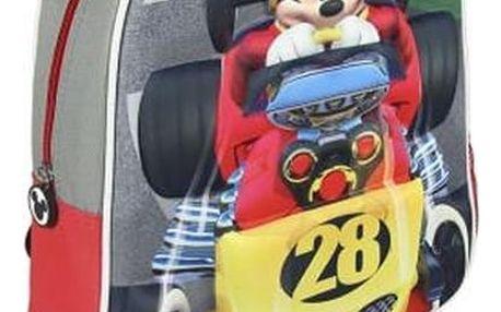 Školní batoh 3D Mickey Mouse 321