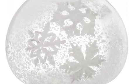Gumová sněhová koule