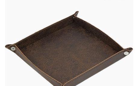 Hnědý podnos by Homania