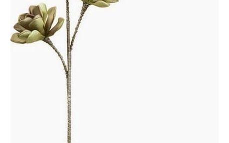 Dekorativní postava Pěna Fialový Zelená by Homania