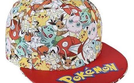Klobouček pro děti Pokemon 105 58 cm