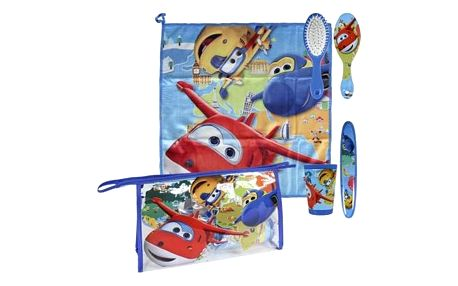 Nezbytné do školy Super Wings 753 5 pcs