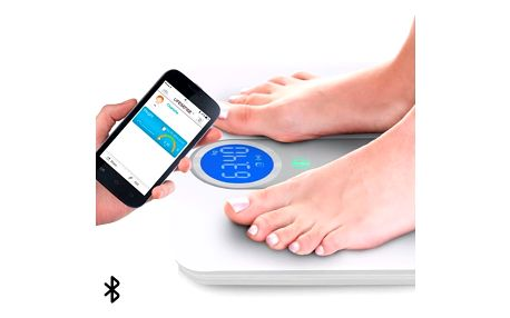 Bluetooth Digitální Váha TopCom WG2495