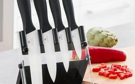 Keramické Nože se Stojanem Excellent 5 částí